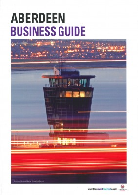 Alumno feature in Aberdeen Business Guide