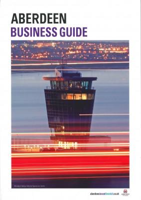 Alumno feature in Aberdeen Business Guide