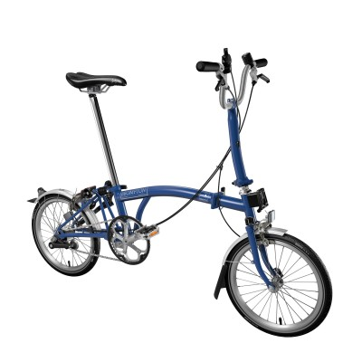 Alumno and Brompton bikes – promoting pedal power