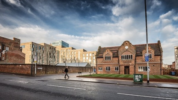 Great news for Norwich scheme, All Saints Green and listed building shortlisted for RIBA architecture awards