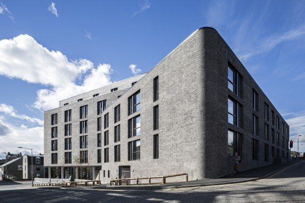 Powis Place, Aberdeen nominated for RIAS Awards