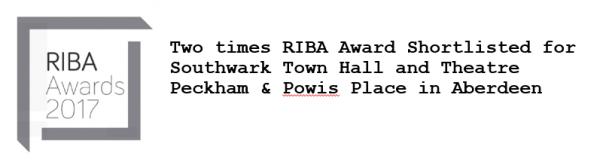Alumno scheme shortlisted for RIBA awards