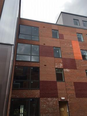 Latest progress photos from Durham