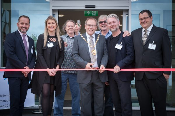 Opening of The Union, Leamington Spa