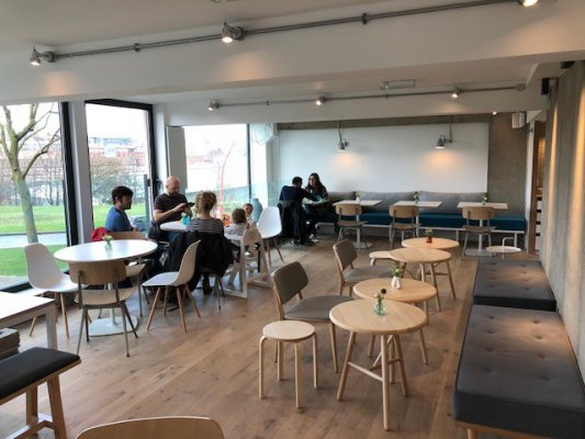 New café opens at Park Hill