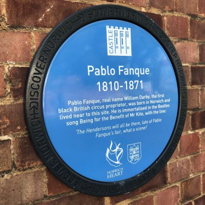 Finishing Touches at Pablo Fanque House