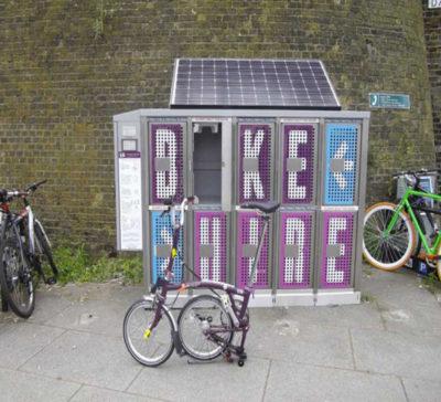 Brompton Bike Hire, various locations