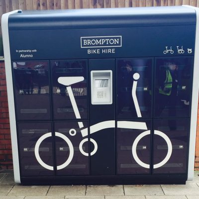 Brompton Bike Hire, various locations