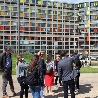 Park Hill, Sheffield Student Tours