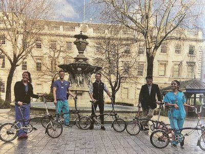 Brompton Bikes in the news