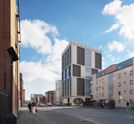 Manchester Planning Approval featured in World Architecture New Report