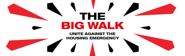 The Big Walk to raise money for Shelter 10 December