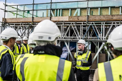 Construction and Civil Engineering feature on Student Accommodation by David Campbell