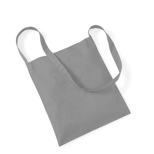 Aberdeen Grey Tote Bag