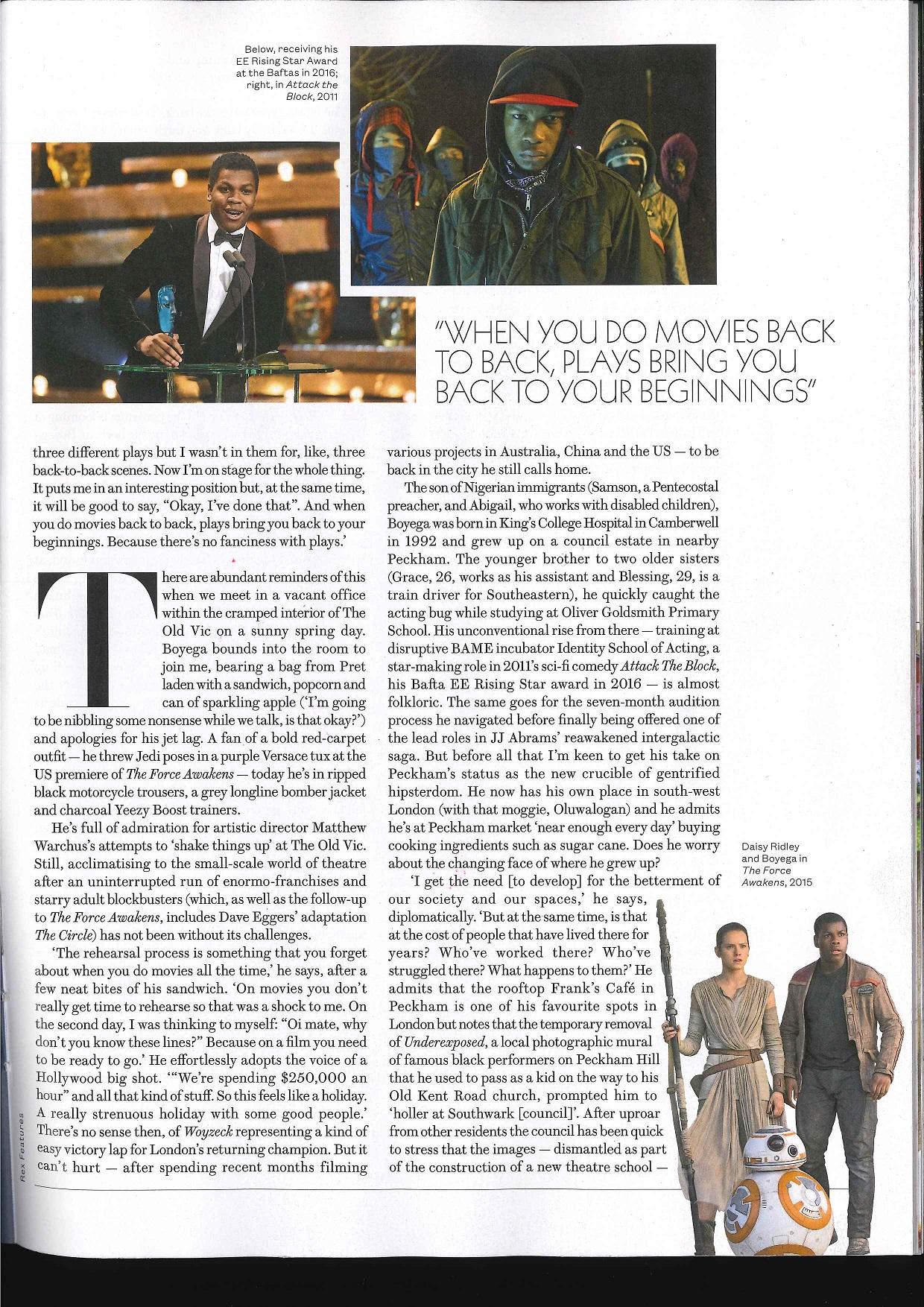 John Boyega - page 2