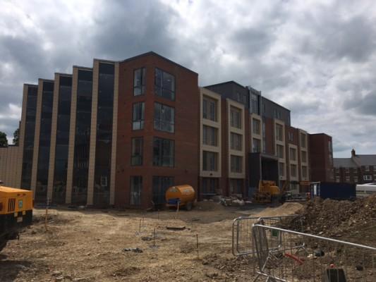 Progress photos Durham
