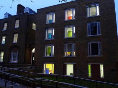 Peckham Road Buildings