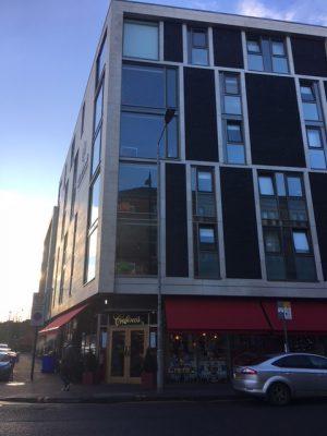 Thriving Glasgow restaurant has a new home in Alumno scheme