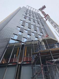Great progress at Stratford