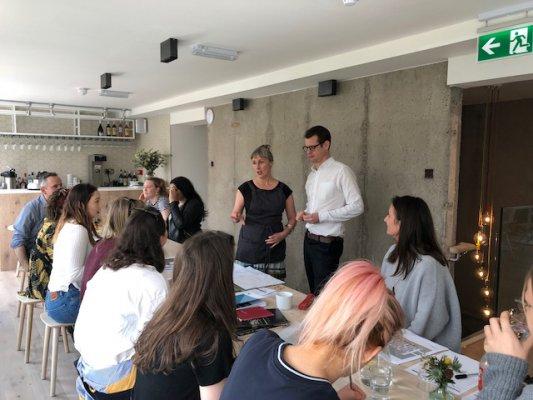 Student focus group – Park Hill Sheffield
