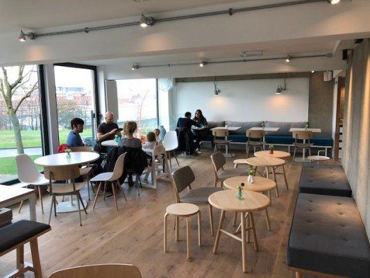 New café opens at Park Hill