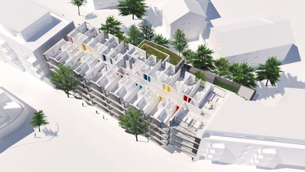 Planning permission applied for on Bermondsey scheme