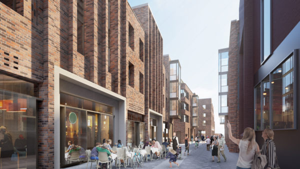 Vision of proposed Colchester scheme