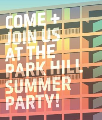 Alumno one of sponsors of Park Hill Residents Summer Party