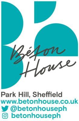Off the Shelf Literary Festival, Sheffield – Beton House proud sponsor
