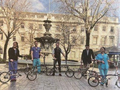 Brompton Bikes in the news