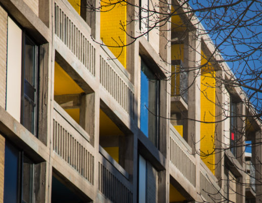Handover of Phase One at Park Hill, Sheffield