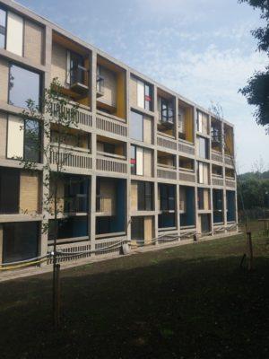 Progress at Beton House, Sheffield