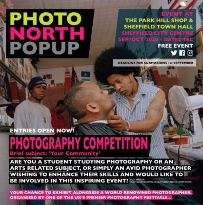Re-Launch of Our Photo North Student Photography Competition