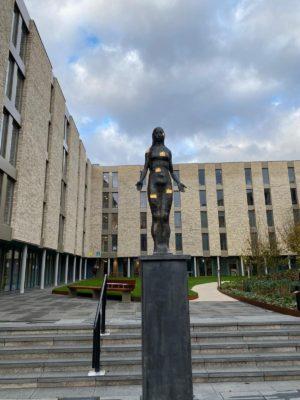 Benedict's Gate unveils Joseph Hillier Sculpture