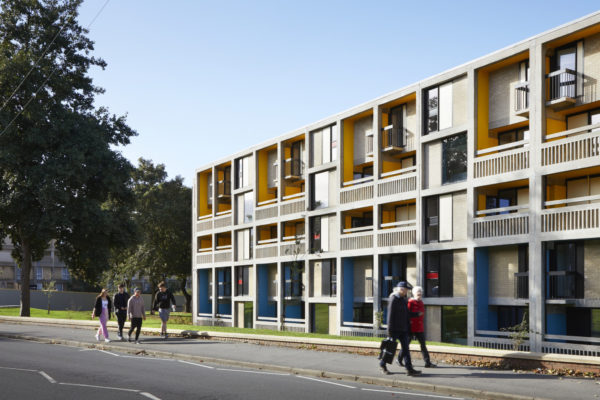 Beton House, Park Hill – more coverage