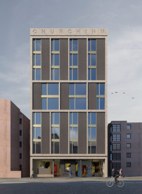 Work Starts On Our 5.5m Student Accommodation In Manchester