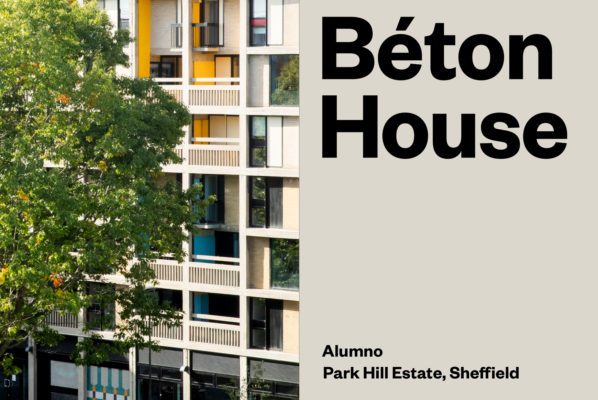 Beton House, Park Hill Wins'Best Refurbishment/Fit Out of the year' at this Years Yorkshire Insider Property Awards